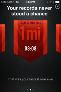 1 mile stat