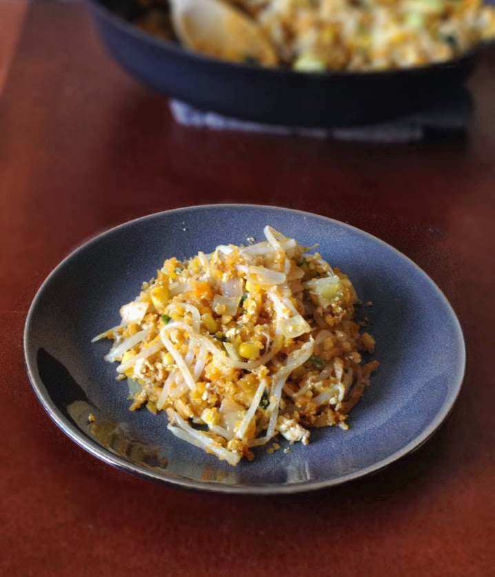 Butternut Squash Fried Rice