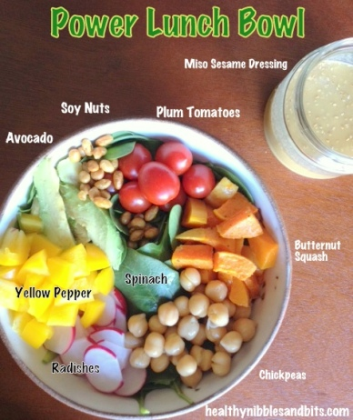 Power Lunch Salad Bowl