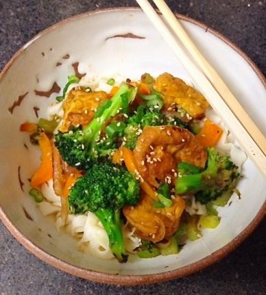 Tofu Stir Fry   Healthy Nibbles and Bits