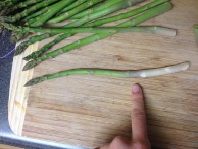 Asparagus Prep