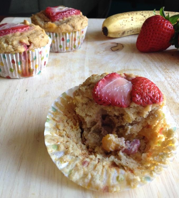 Bangoberry Muffins