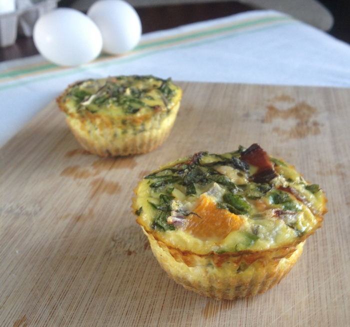 Vegetable Quiche with Almond Flax Crust
