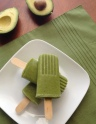 Green Monster Ice Pops