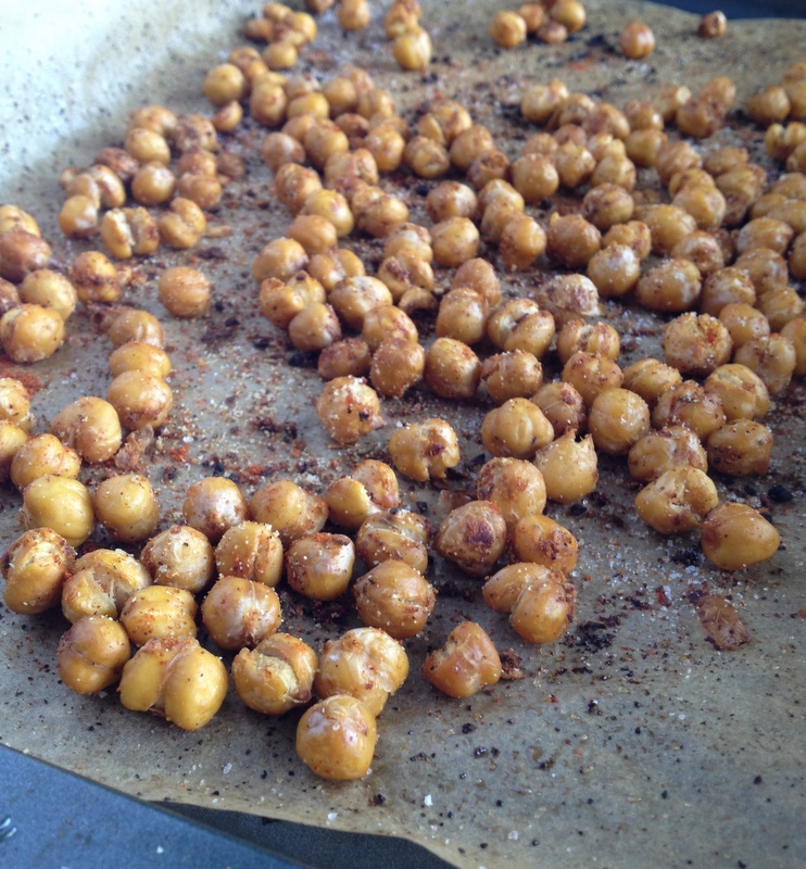Herbs and Spice Chickpeas